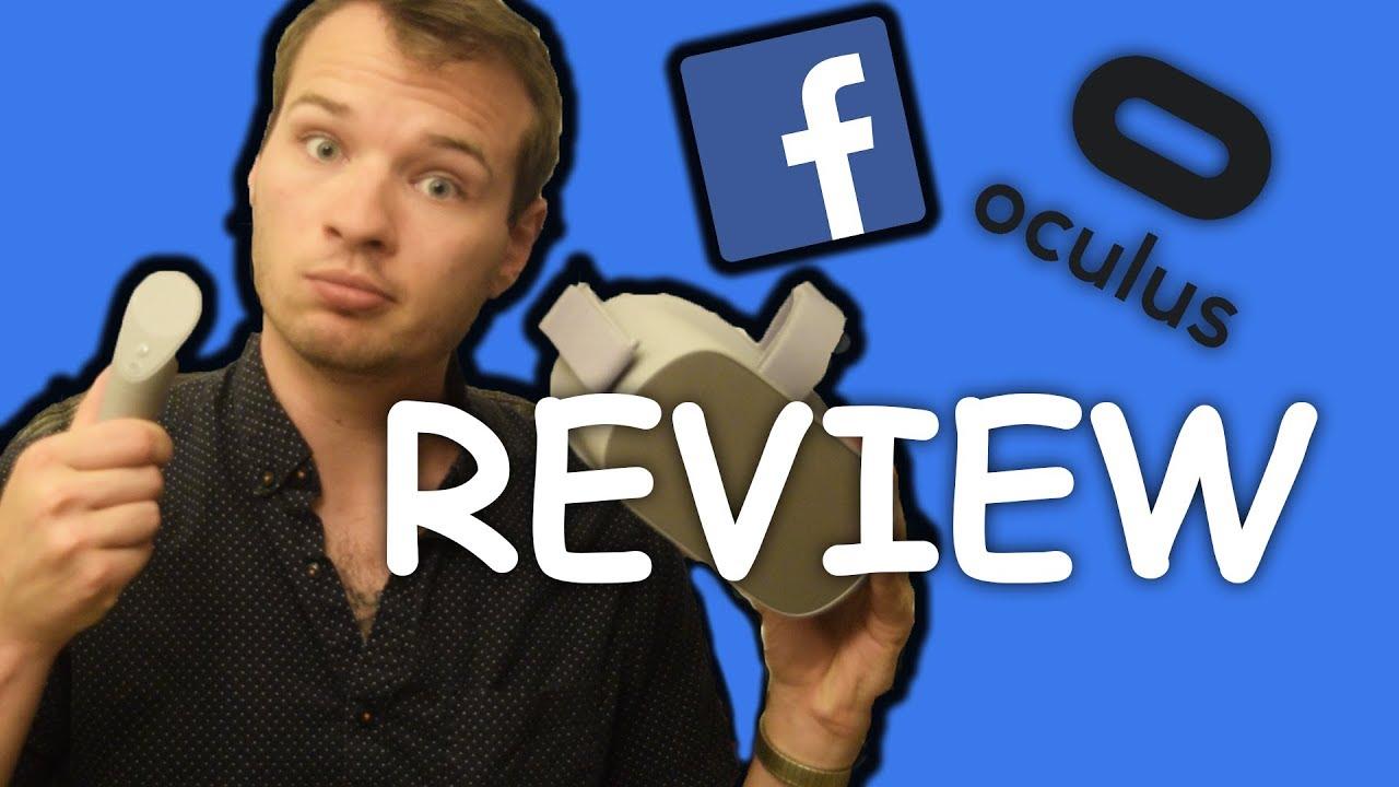Oculus Go Review!