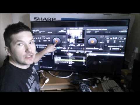 Virtual Dj Tutorial - How To play videos - slideshow - karaoke - beginners guide