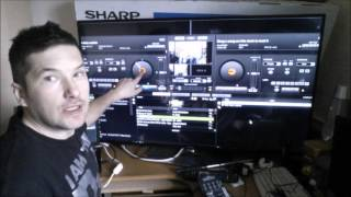 Virtual Dj Tutorial - How To play videos - slideshow - karaoke - beginners guide