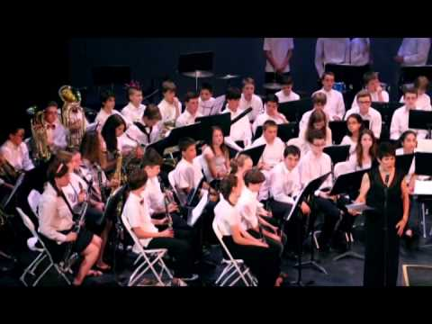 JFK Middle School Spring Concert at the Academy of Music