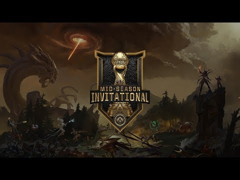 2018 Mid-Season Invitational: Play-In Group Stage Day 2