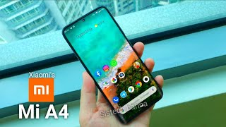 Xiaomi's Mi A4 | Stock Android Over Miui | Fair Expections | Mi A4 Specification, Release Date India