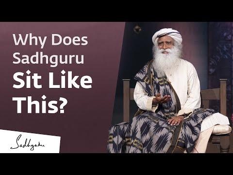 Your Posture Can Alter Your Mind - Sadhguru