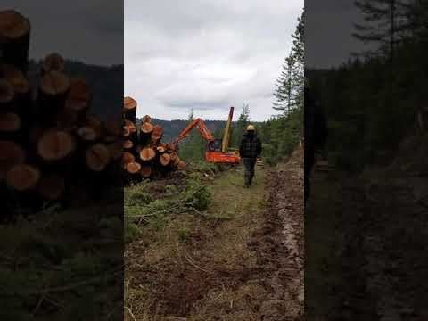 AL PINEDA LOGGING LLC logging by Weippe Idaho