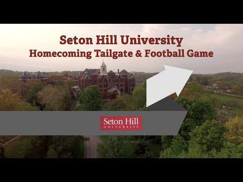 2018 Homecoming Tailgate & Football Game | Seton Hill University