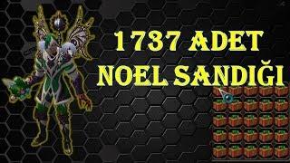 1737 ADET NOEL SANDIĞI   Metin2 GamePlay