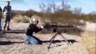 Блондинка и пулемёт