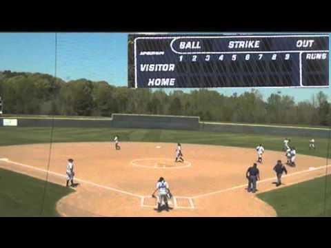 Softball:  Tyler vs Angelina College (Mar. 19, 2016 - Game 1)
