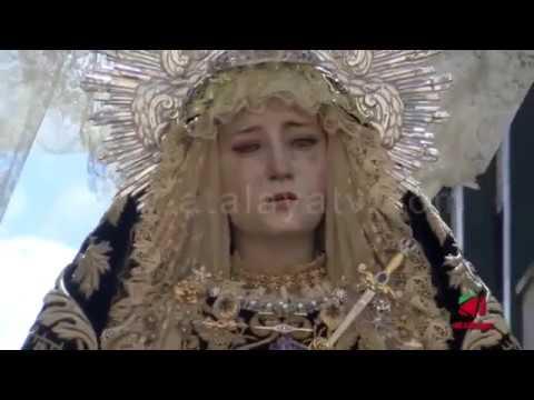 Archicofradía de Ntra. Sra. de la Soledad y Quinta Angustia - Sábado Santo 2018 Cabra (Córdoba)