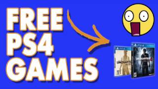 How to get Free PS4 Games | PS4 Games for FREE | 2017 Game codes glitch(Free PS4 Games. How to get Free PS4 Games and free PS4 Game codes. Get PS4 Games for Free! (2017, Playstation). This short video is to show you have to ..., 2017-02-27T17:55:55.000Z)