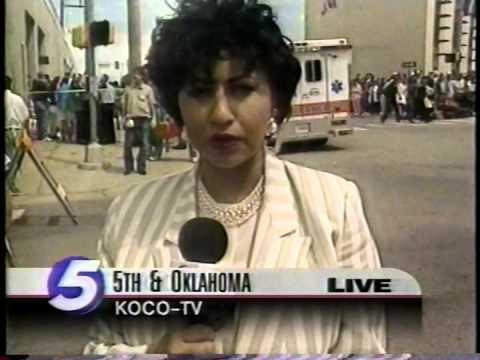 KOCO-TV News...Oklahoma City Bombing April 19, 1995