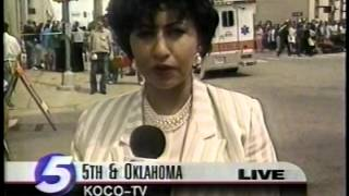 KOCO-TV News...Oklahoma City Bombing April 19, 1995