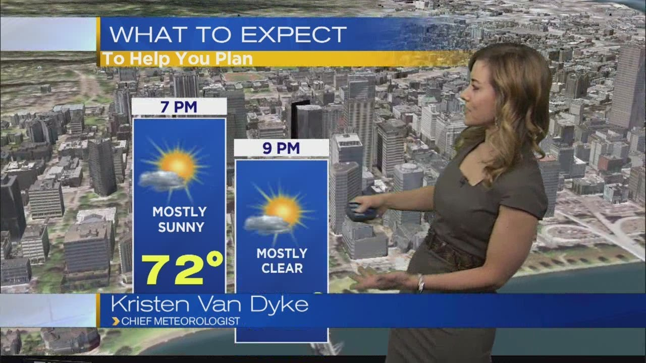 Kristen Van Dyke's KOIN 6 Weather Foreccast at 6PM June 4, 2014