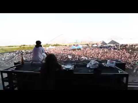 DVBBS - 24K - Live at Wired Music Festival (Japan)