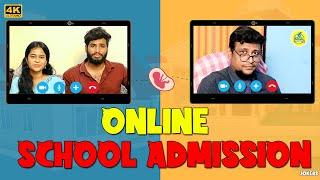 Online School Admission Jokers   Random Videos   4K VIDEO QUALITY   BIGIL SOUND