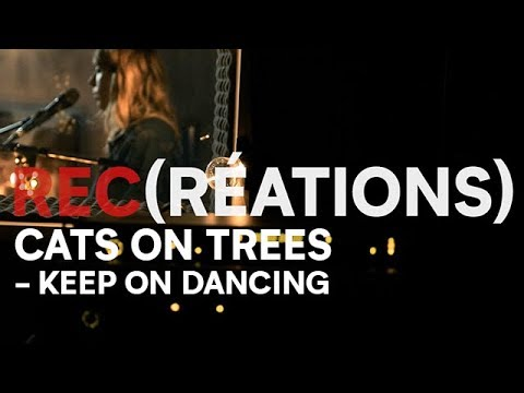 "Cats On Trees - ""Keep On Dancing"" // REC(REACTION)"