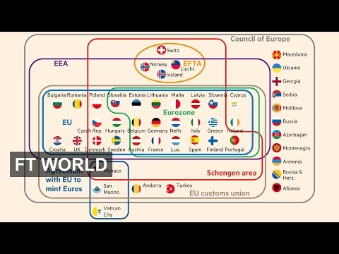 A visual explainer to the EU | FT World