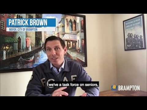 Mayor Patrick Brown update March 26