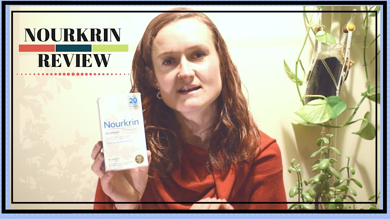 NOURKRIN Women For Hair Loss TREATMENT Honest REVIEW  YouTube