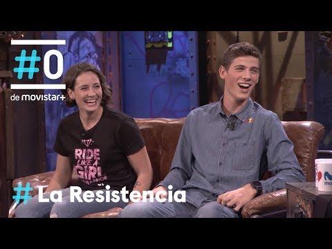 LA RESISTENCIA - Entrevista a Ana Carrasco y Jorge Prado | #LaResistencia 02.10.2018