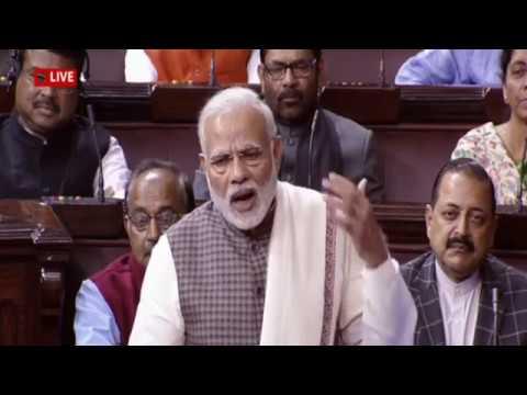 सुपरहिट कांग्रेस मुक्त भाषण Modi Speech and the credit goes to Congress