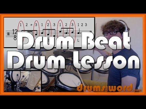 ★ Aenema (Tool) ★ Drum Lesson | How To Play Drum BEATS (Danny Carey)