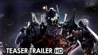 Transformers 4: L'era dell'estinzione Teaser Trailer Ufficiale Italiano (2014) Michael Bay Movie HD