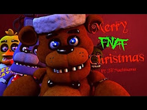 Merry FNAF Christmas (Music Video) w/Lyrics | JT Machinima [FNAF SONG] | Christmas Special (2016)