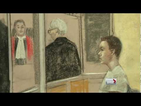 Luka Magnotta collapses