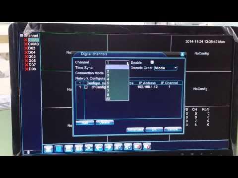Рабочие ip адреса взломанных камер для IVMS 42 №2 - YouTube