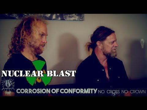 CORROSION OF CONFORMITY - The expectations of making a new record (OFFICIAL TRAILER)