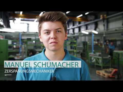 Azubifilm der Langer GmbH & Co  KG