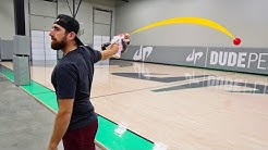 Nerf Trick Shots | Dude Perfect