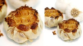 How to Roast Garlic | Easy Garlic Roasting Tips | Roasted Garlic Recipe