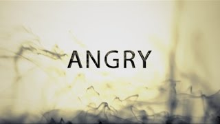 Book Trailer - ANGRY