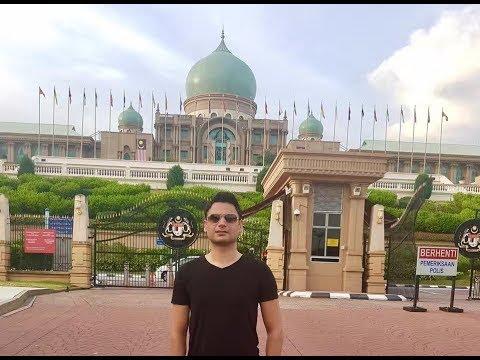 Putrajaya Malaysia by Kabir Afridi