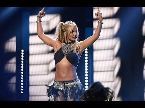 Britney Spears - i heart radio music festival 2016