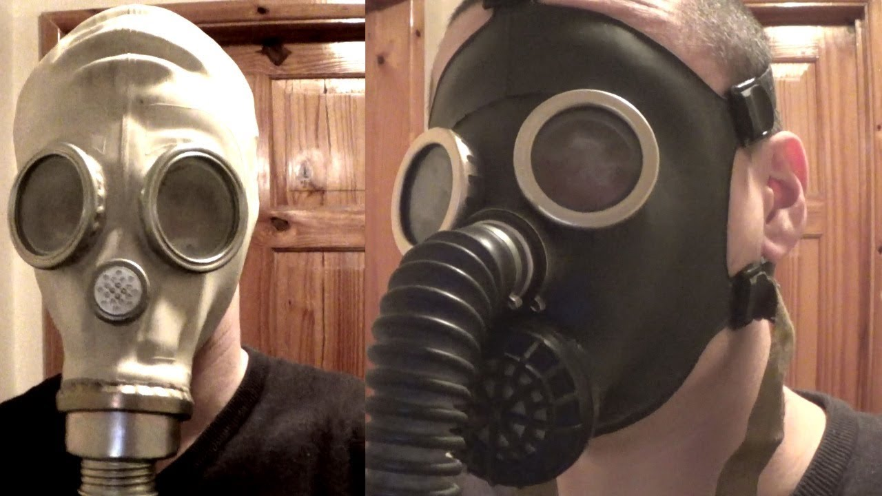 Surplus Gas Mask Halloween ideas & Surplus Gas Mask Halloween ideas - YouTube
