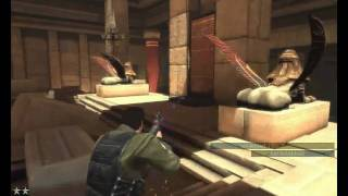 Stargate Resistance (Amarna) gameplay part 1 of 2