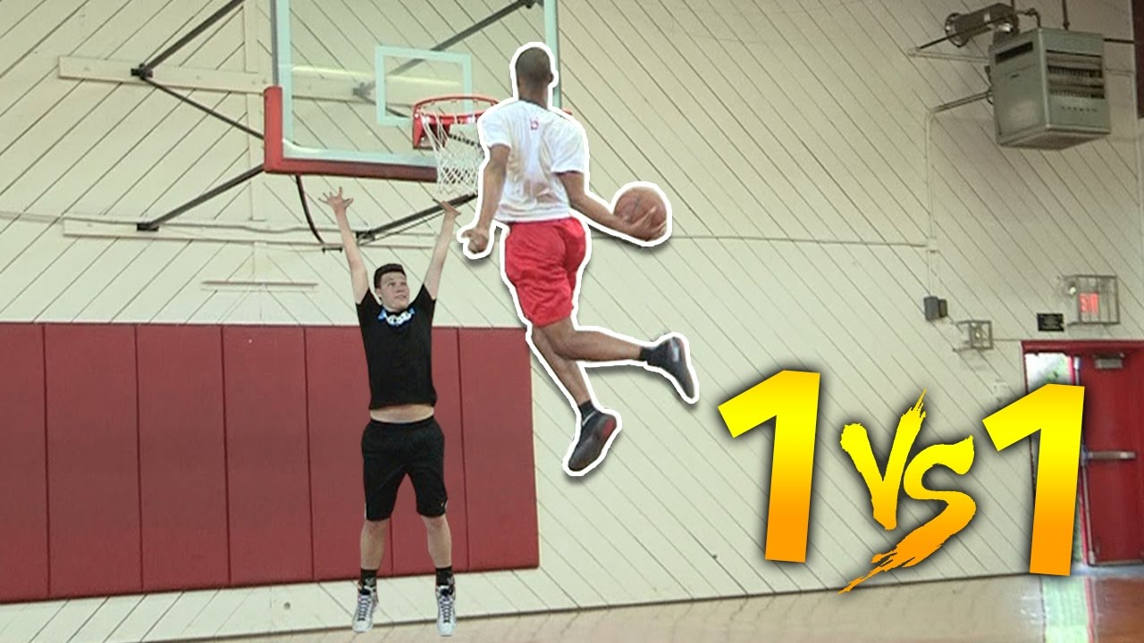 Download 1 V 1 VS MOST ATHLETIC HIGHSCHOOL PLAYER #1 SG CASSIUS STANLEY