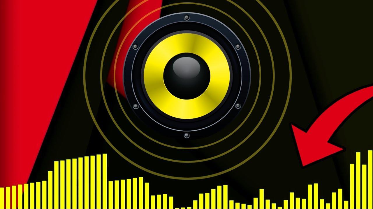 Fond D Ecran Anime Reactif A La Musique Barres De Son Sur Le Bureau Youtube