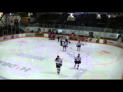 Flin Flon Bombers Highlights vs Weyburn Red Wings Game #3 March 22, 2016
