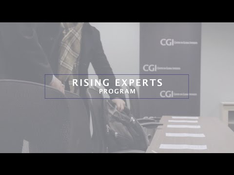 CGI | Rising Experts Program