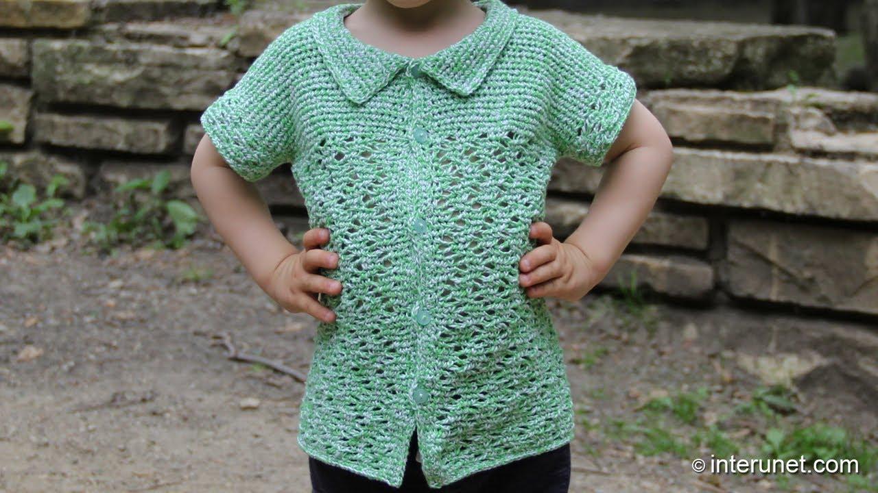 9d8a346d8 crochet sleeved shirt patterns - Ecosia