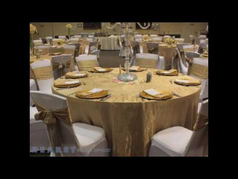 Saam's Party Tents - Linens - Fayetteville NC 28304