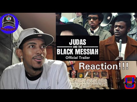Trailer Reaction!: Judas and The Black Messiah Official Trailer