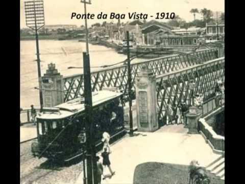 Recife - 1850 a 1980