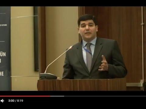 """""""Azərbaycan - Gürcüstan - Türkiyə üçtərəfli əlaqələr: Gələcəyə baxış"""" - Fərhad Məmmədov"""