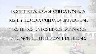 Fonseca (Triste Y Sola)