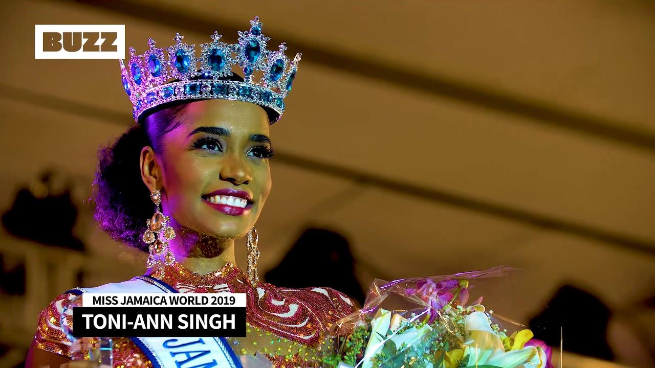 miss jamaica world 2020 winner
